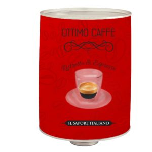 Cafea boabe Ottimo Caffe – Red  butoi 3kg