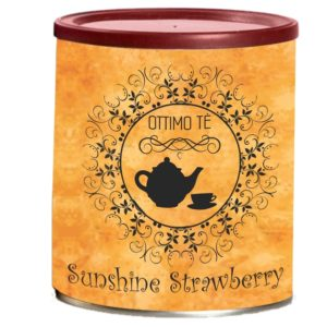 Ceai de fructe Sunshine Strawberry